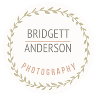 Bridgett Anderson Photography logo